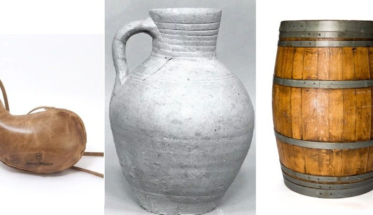 Some Considerations of Storing Non-Wine Liquids in Containers That Had Previously Contained Gentile Wine [YD 137:4]