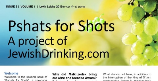 Pshats For Shots Parashah Sheet Up For Lekh Lekha