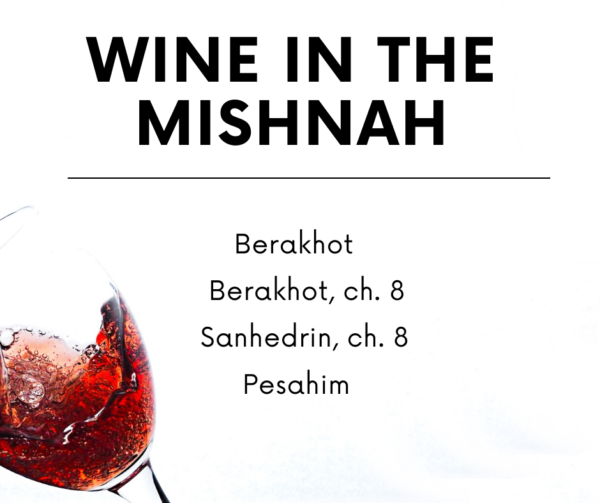 """Wine in the Mishnah"" Mini-Videos"