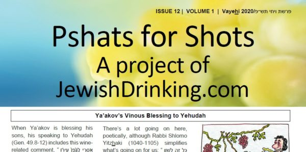 Pshats For Shots Parashah Sheet Up For Vayehi