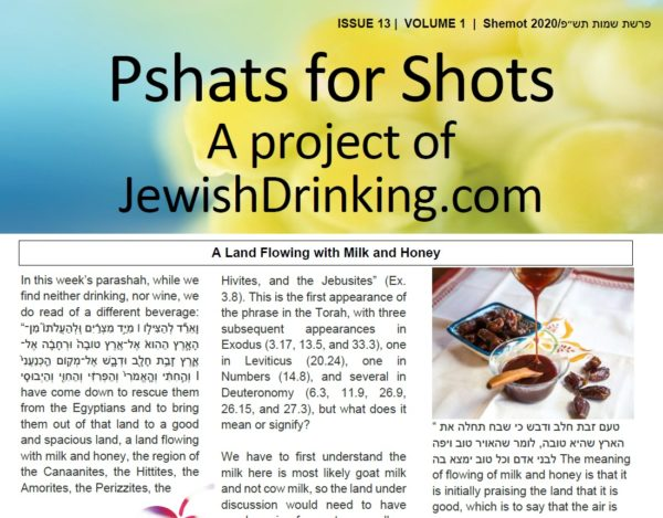 Pshats For Shots Parashah Sheet Up For Shemot
