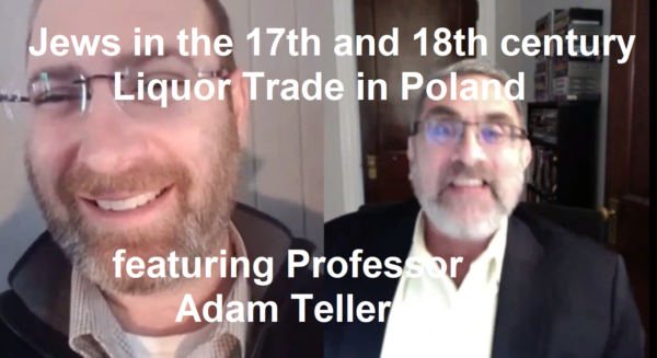 Jews as Tavernkeepers in 17th & 18th Century Poland