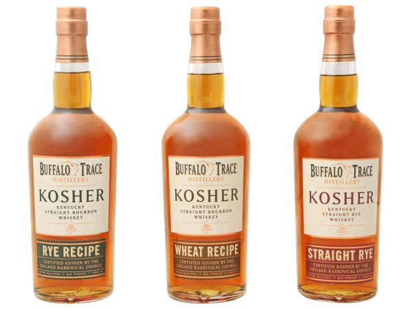 Buffalo Trace Releases Kosher-Certified Whiskies