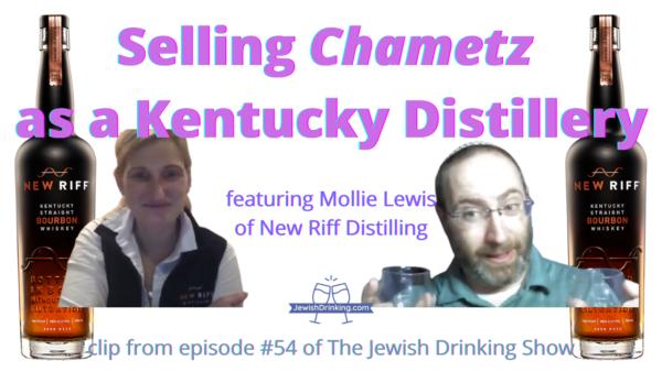 Selling Chametz as a Kentucky Distillery