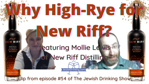 Why High-Rye for New Riff Distilling? [Video Clip]