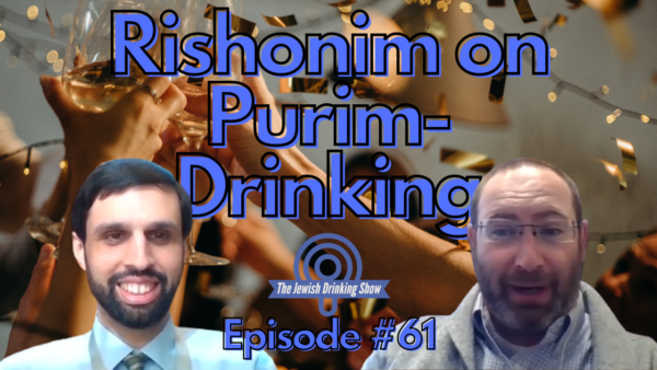 Medieval Jewish Legal Authorities (Rishonim) on Purim-Drunkenness