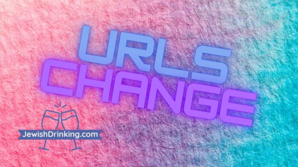 URLs Change
