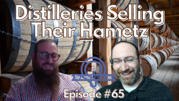 Distilleries Selling Their Hametz