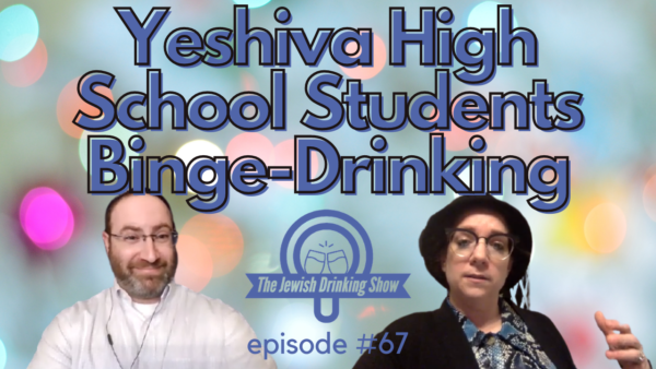 Yeshiva High School Students Binge-Drinking [Episode #67 of The Jewish Drinking Show]