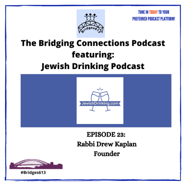Appearance on The Bridging Connections Podcast