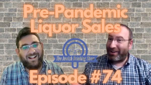 Pre-Pandemic Liquor Sales, featuring Mendy Mark